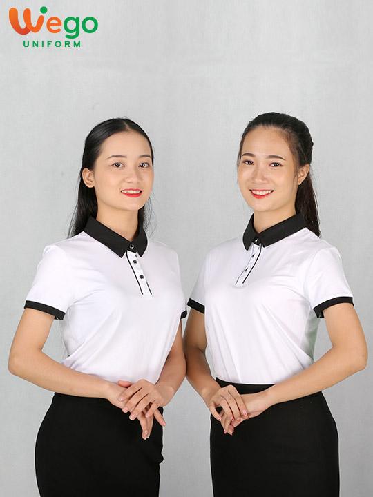Áo thun phông đồng phục Wego DP0010