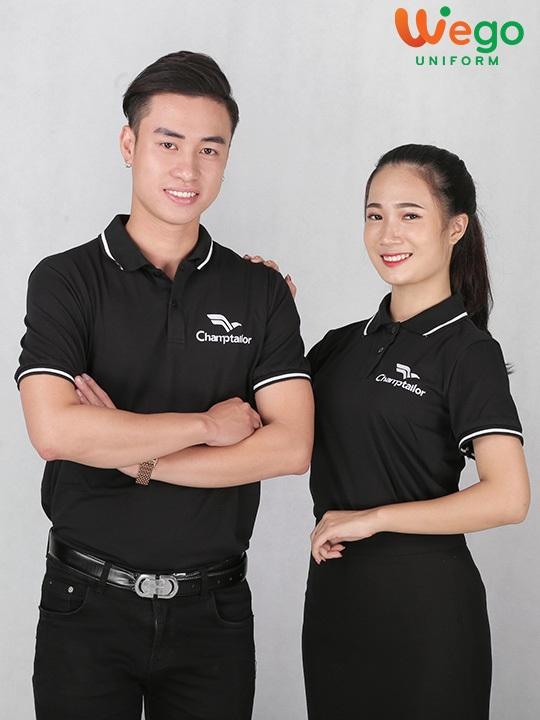 Đồng phục đẹp công ty Champtailor