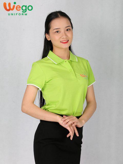 Áo thun phông đồng phục DP0009
