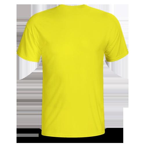 Vải áo thun phông đồng phục cổ tròn VT0008