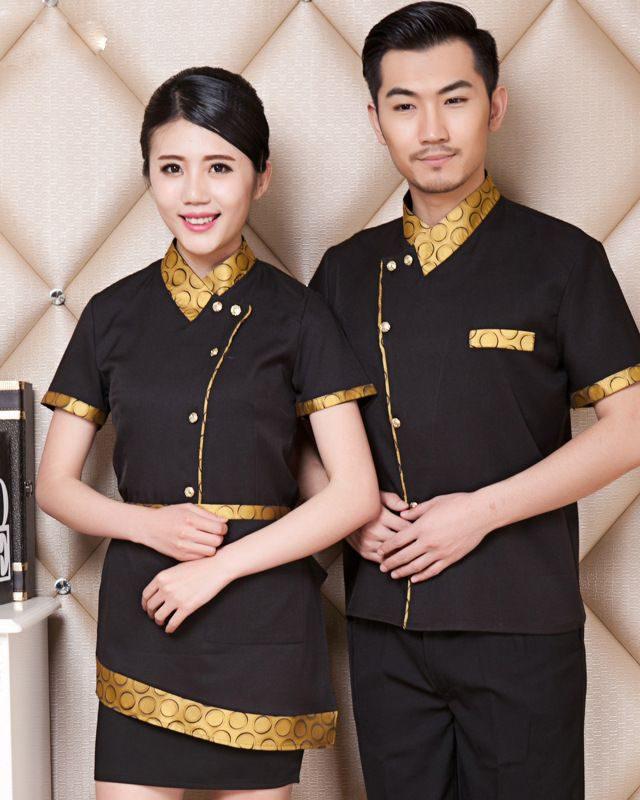Đồng phục nhà hàng - khách sạn NHKS0005