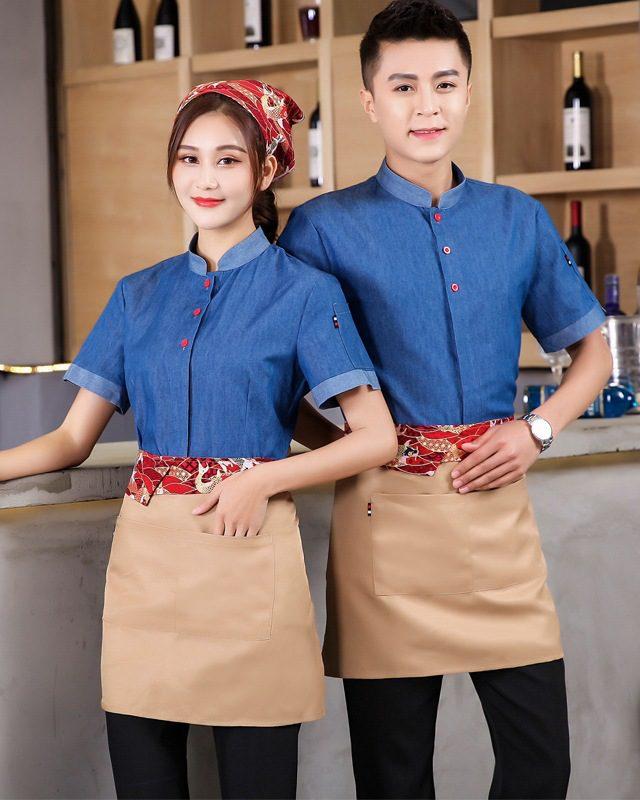 Đồng phục nhà hàng - khách sạn NHKS0006