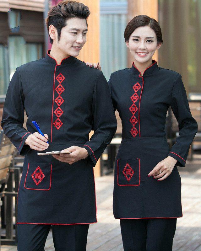 Đồng phục nhà hàng - khách sạn NHKS0007