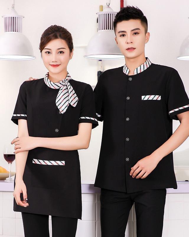 Đồng phục nhà hàng - khách sạn NHKS0008