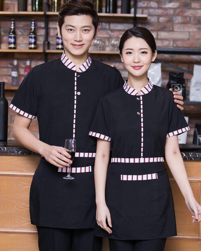 Đồng phục nhà hàng quán bar- khách sạn NHKS00012
