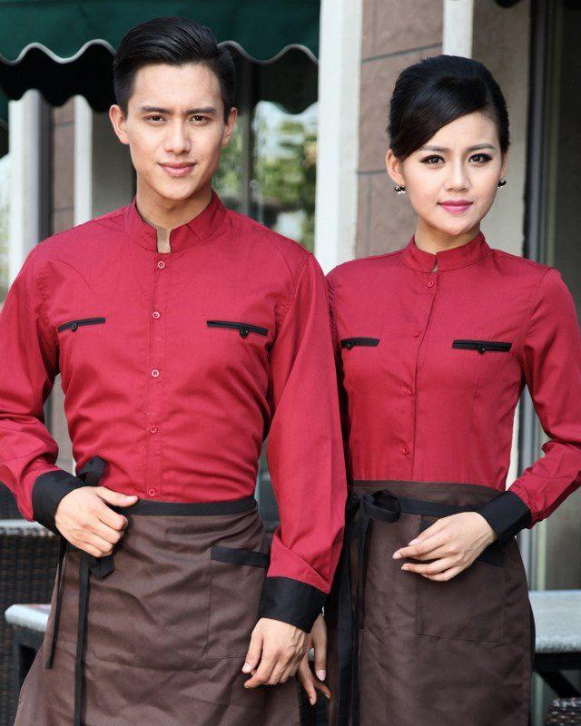 Đồng phục nhà hàng - khách sạn NHKS0010-01