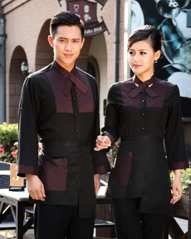 Đồng phục nhà hàng - khách sạn NHKS00011