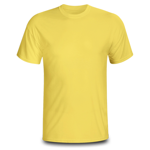 Vải áo phông cổ tròn VT0009