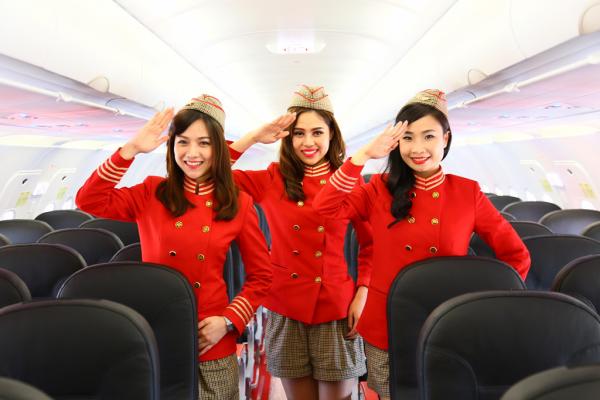 Khám phá ý nghĩa đồng phục hàng không của các hãng-04