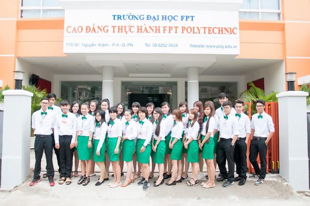 Đồng phục sinh viên cao đẳng FPT