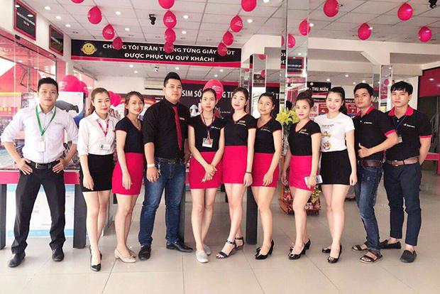 Đồng phục nhân viên FPT Shop