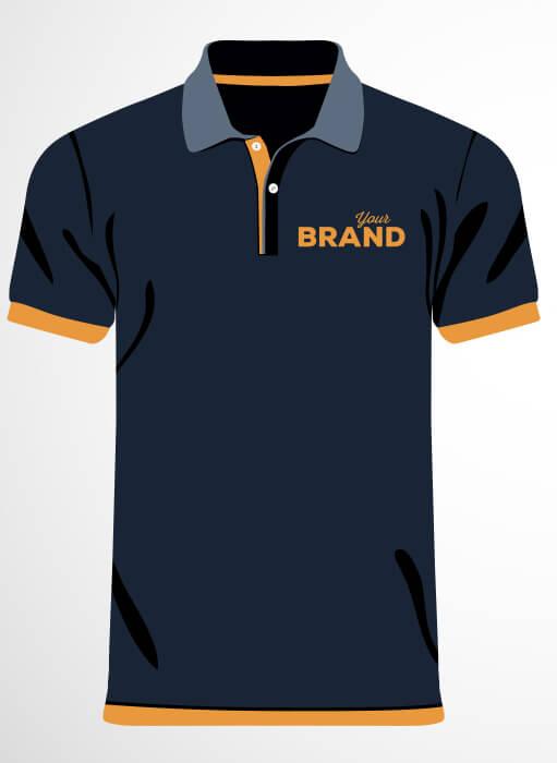 Đồng phục thun doanh nghiệp Brand