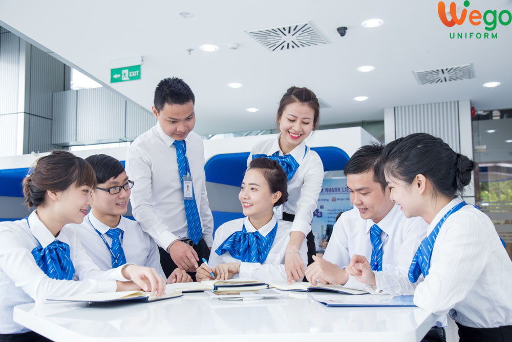Đồng phục ngân hàng Á Châu