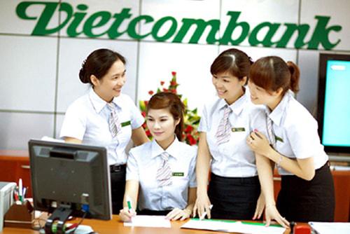 Đồng phục sơ mi ngân hàng Vietcombank