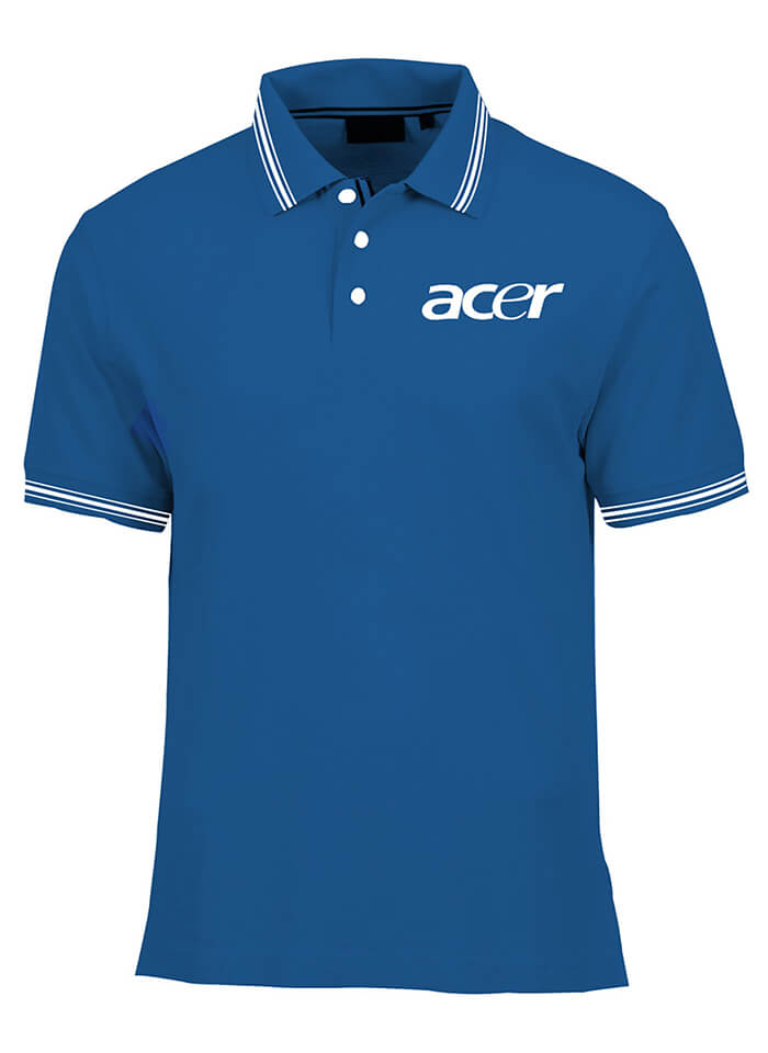 Đồng phục thun doanh nghiệp Acer