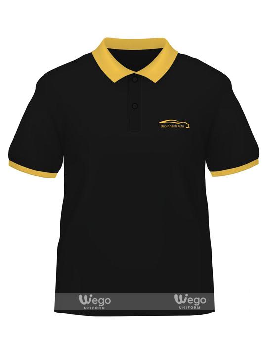 Áo phông đồng phục doanh nghiệp Bảo Khánh Auto-1