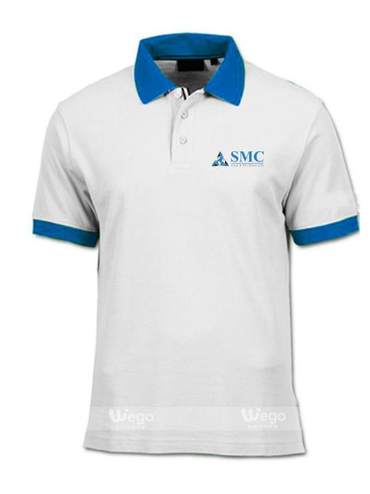 Áo phông đồng phục doanh nghiệp SMC-1