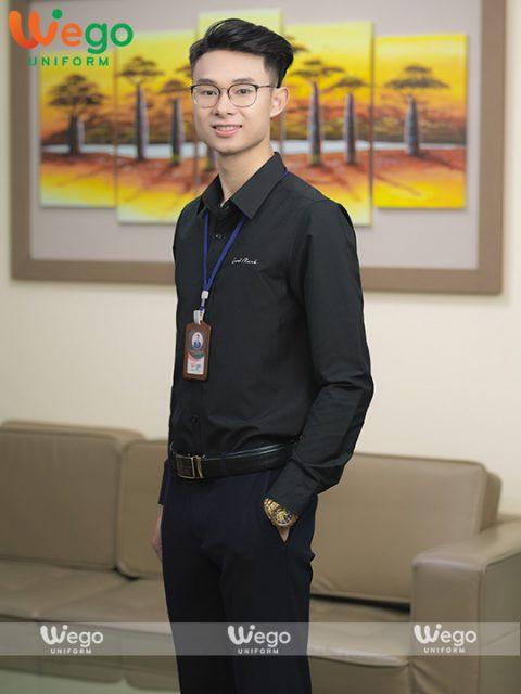 Đồng phục áo sơ mi DPS001