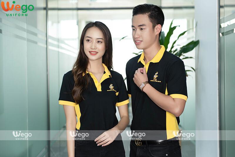 Áo phông - áo thun đồng phục quán cafe Đắng-3