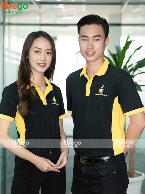 Áo phông - áo thun đồng phục quán cafe Đắng-4