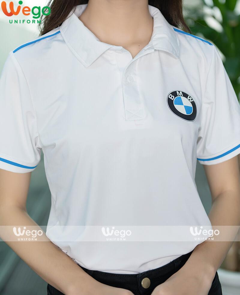 Áo phông đồng phục doanh nghiệp BMW-3
