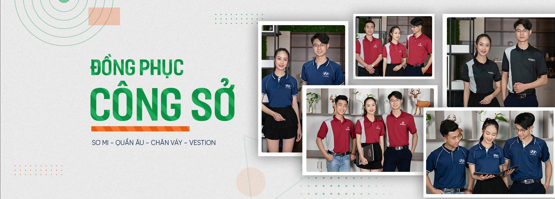 Banner đồng phục đẹp Wego Uniform