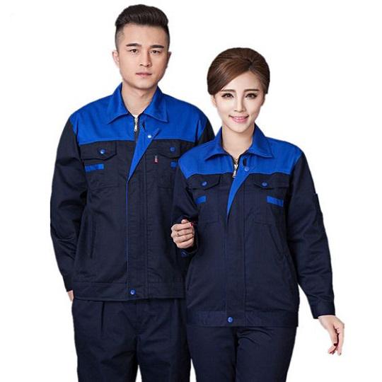 Đồng phục bảo hộ lao động BH0001