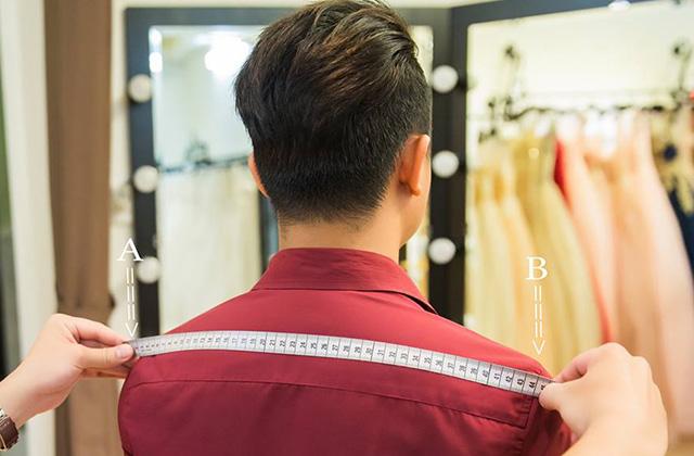 Những lưu ý dành cho nhân viên khi lấy số đo may đồng phục-1