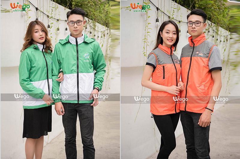 Đồng phục áo gió giá rẻ - Khi giá tiền không quyết định chất lượng-5
