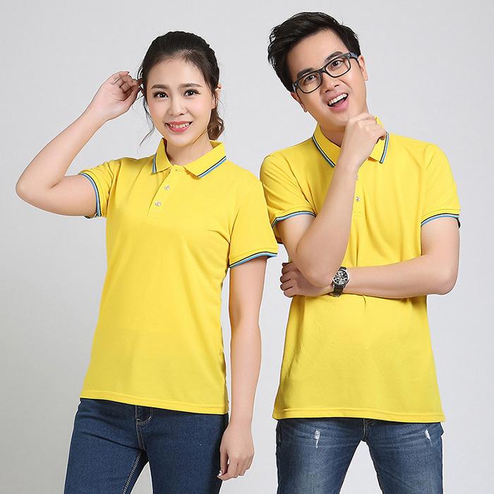 Áo phông đồng phục đẹp chất lượng giá rẻ