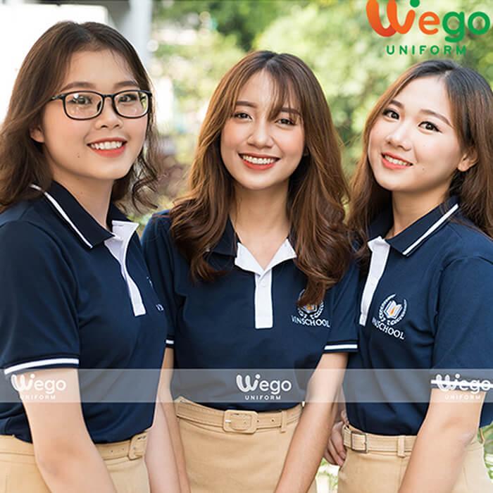 Đồng phục học sinh Vinschool