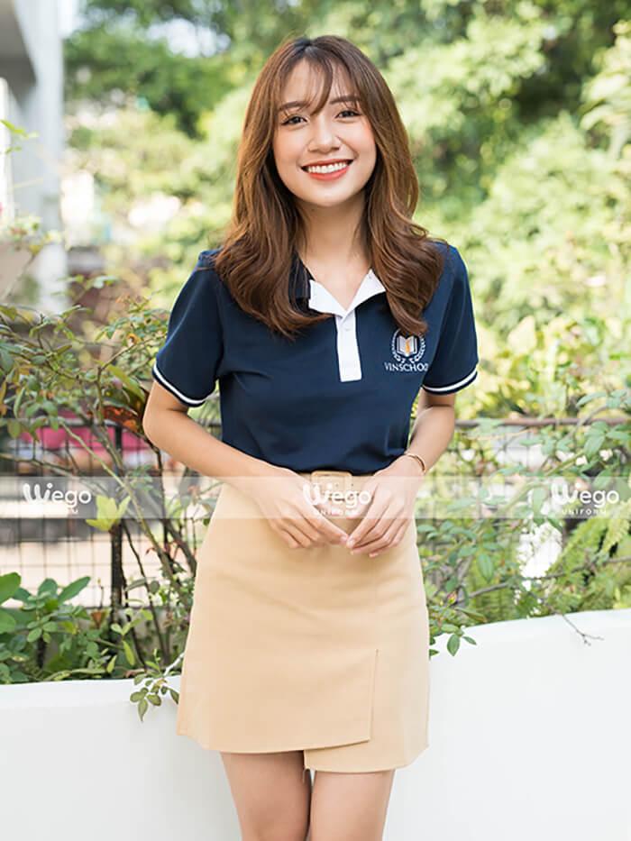 Áo đồng phục học sinh đẹp chất lượng