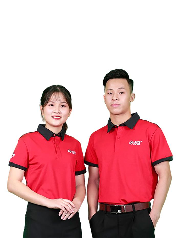 Đồng phục công ty Thiết bị vệ sinh SUS
