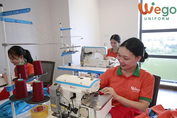 Xưởng may in đồng phục giá rẻ tại TP Hồ Chí Minh