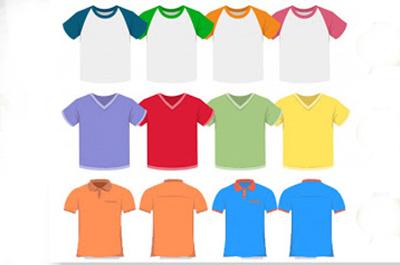 5 Kiểu cổ áo thun phù hợp may đồng phục công ty