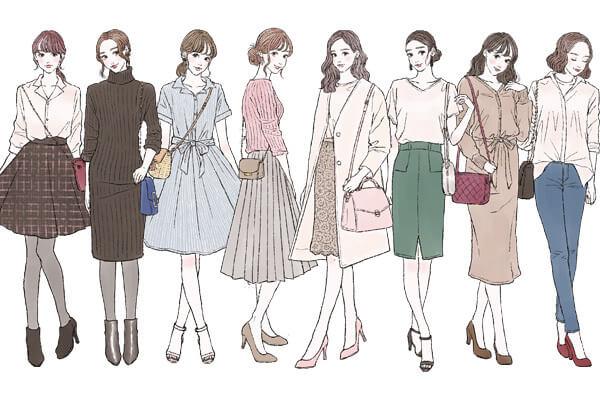 9 Nguyên tắc trang phục công sở dành cho các bạn nữ
